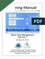 Epi Info-7 Manual Rev-4