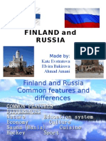 Finland and Russia