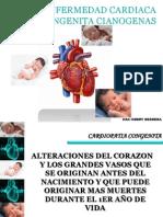 Enfermedad Cardiaca Congenita Cianogenas