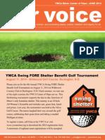 Our Voice, June 2014
