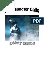 An Inspector Calls Essay Guide