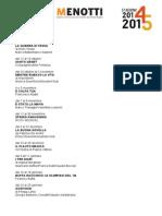 Teatro Menotti Milano_spettacoli stagione 2014/ 20155