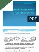 Instrumentación Uv Vis