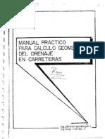 Manual de Drenaje