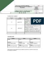 Procedimiento Archivo de Gestion