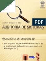 Auditoria de BD (1)