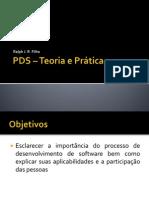 PDS-Processo de Desenvolvimento de Software