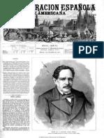 Alberto Billeter - Barcelona, Reloj Astronómico en Prensa