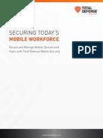 Securing Mobile Workforce