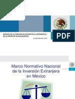Presentación AMSDE Sobre La IED y Alternativas de Medición (1)