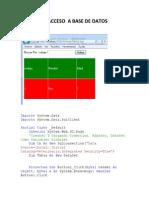 Acceso Con Base de Datos