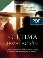 La Última Revelación - Joseph Thornborn