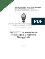 Proyecto IRIS 2001