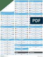 Fixture Mundial