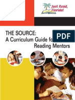 A Curriculum Guide for Reading Mentors
