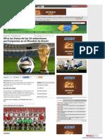 Www Mundodeportivo Com