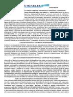 Comunicado Fetraelec Junio 19- 2014 (1)