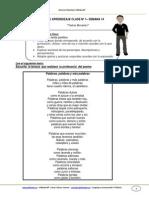 Guia de Aprendizaje Lenguaje 7b Semana 14 2014