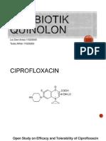 Antibiotik quinolon
