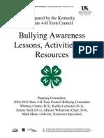 stc11 bullying program