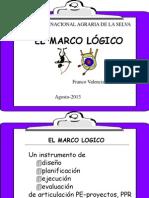 SESION 10 El Marco Lógico (1)