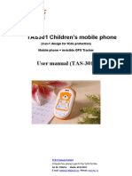 Tas-301 Baby Phone