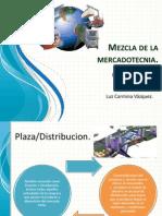 Mezcla de La Mercadotecnia(Exposicion)