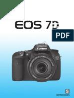 Canon EOS 7D - Manual ES