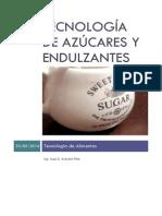Tecnología de Azúcares