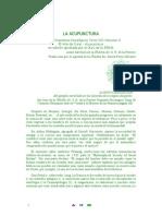 ACUPUNCTURA Los Propositos Psicologicos TomoVIII VolII
