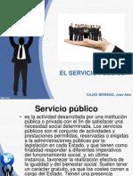Ley Del Servicio Publico