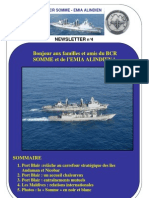 Newsletter Numero 4 - Courrier Aux Familles - Bcr Somme Alindien