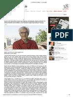 MACHADO, Roberto. Um Filósofo Da Estética. Jornal Opção