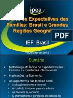 IPEA Endividamento Do Brasileiro