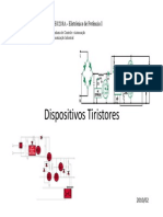 Dispositivos Tiristores