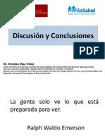 Redacción de Discusión y Conclusiones.ppt