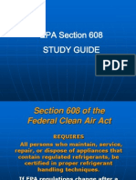 EPA Section 608 Study Guide