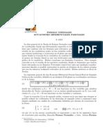 Formas Normales de Ecuaciones Diefernciales Parciales - Saez