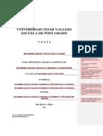 02.Indicaciones Básicas en Las Tesis de Maestría o Doctorado UCV