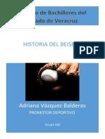 Promotor-Beisbol