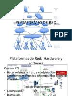 Plataformas de Red