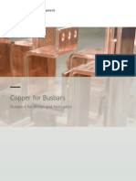 Copper for Busbars All Sections
