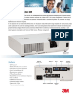 3M X21 OHP Projector