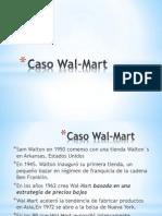 Gestion Caso Walmart