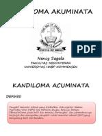 KANDILOMA ACUMINATA.pptx