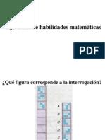 Ejerc. de Habilidades Matem Para La Guía Del Exani
