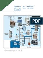 Mantenimiento de Servicios Auxiliares de Una Central Hidroelectrica