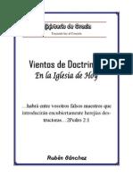 Vientos de Doctrinas en La Iglesia de Hoy