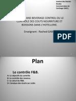 LE F&B Control