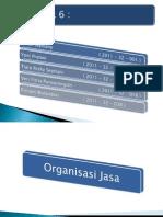 SPM Organisasi Jasa(Materi Bab14)